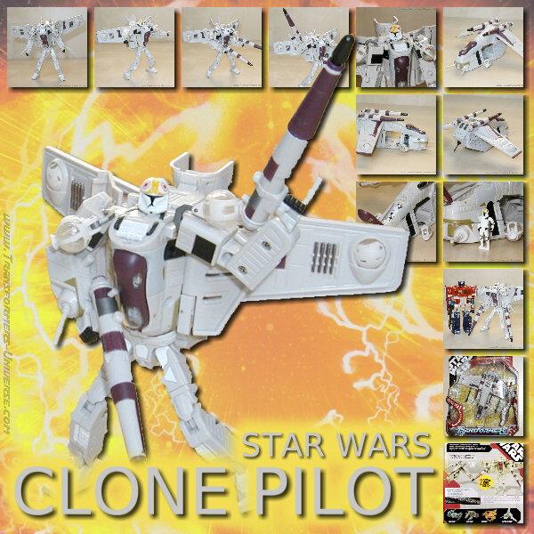 Star Wars Clone Pilot (D)