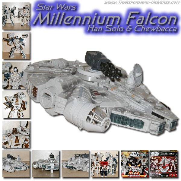 Star Wars Han Solo & Chewbacca