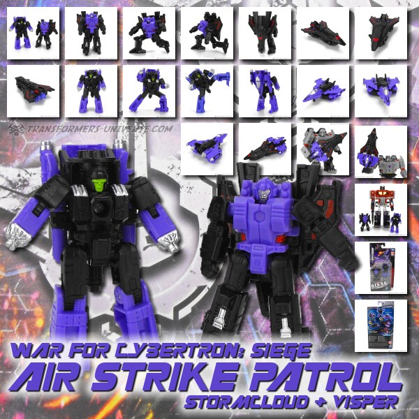 Siege Air Strike Patrol