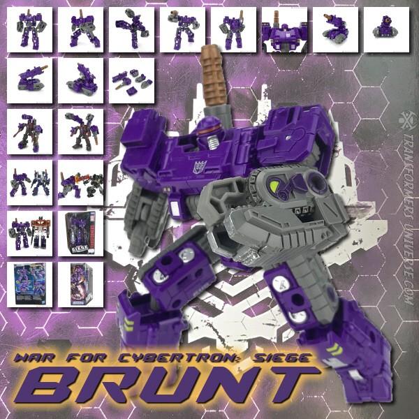 Siege Brunt