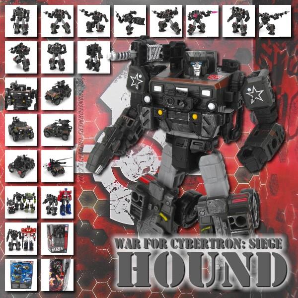 Siege Hound
