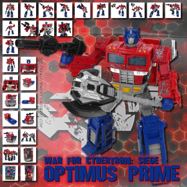 Siege Optimus Prime