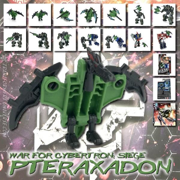 Siege Pteraxadon