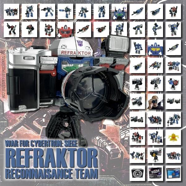 Siege Refraktor Reconnaissance Team