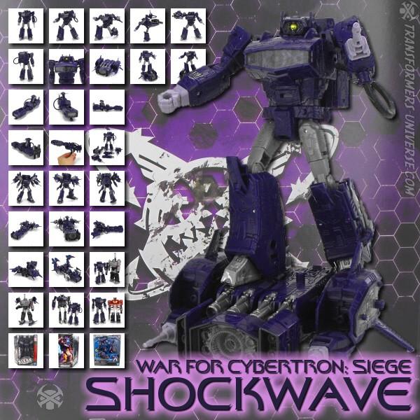 Siege Shockwave