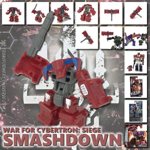 Siege Smashdown
