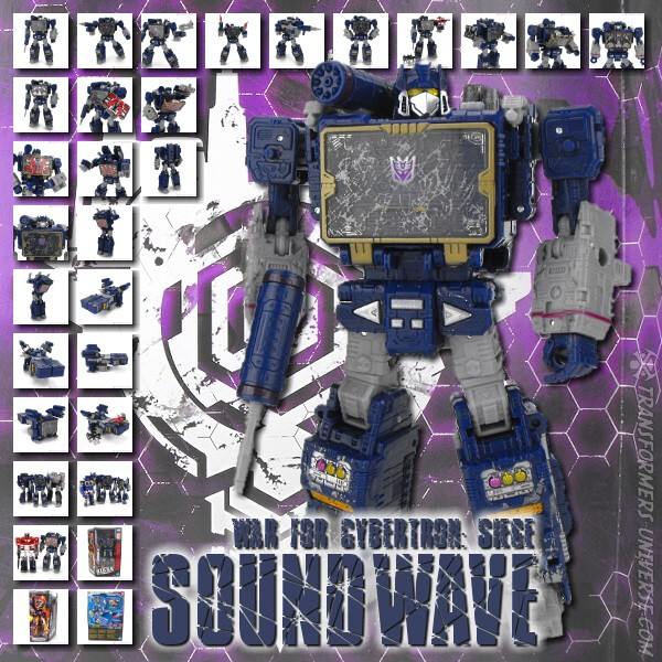 Siege Soundwave