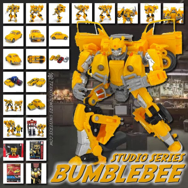Studio Series Bumblebee (Beetle)