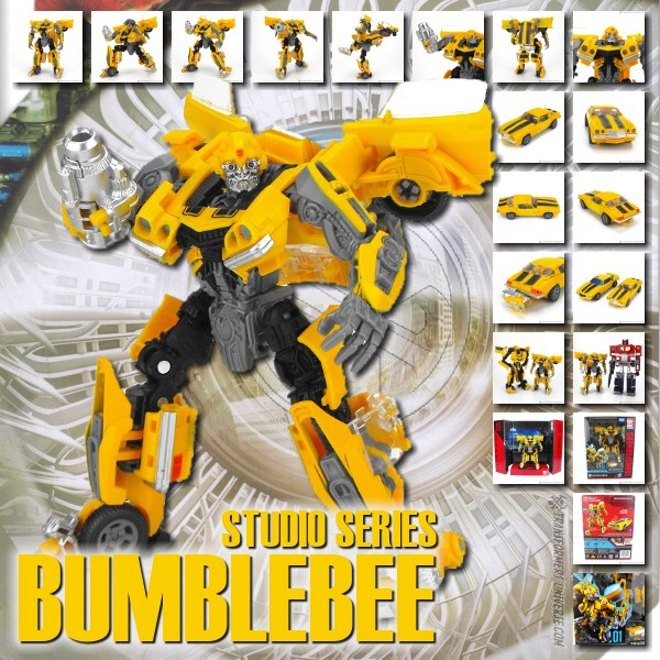 Studio Series Bumblebee (Camaro)