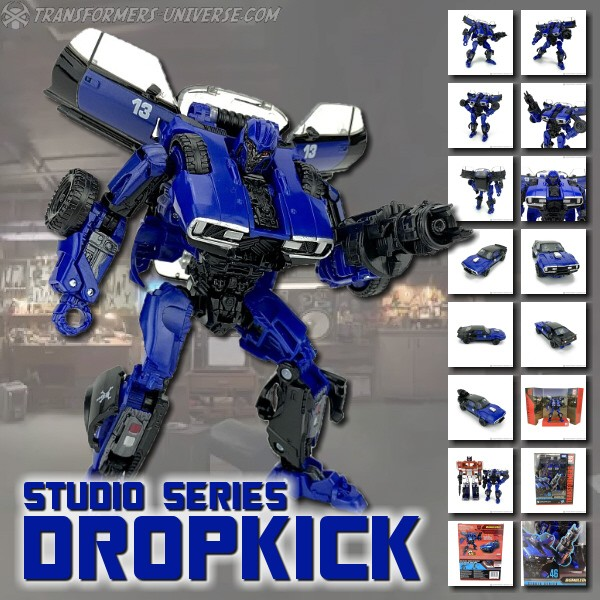 Studio Series Dropkick