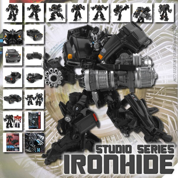 Studio Series Ironhide