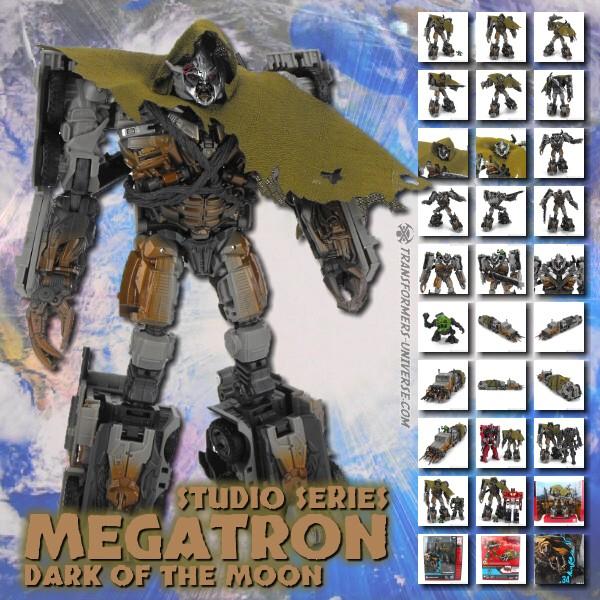 Studio Series Megatron DOTM