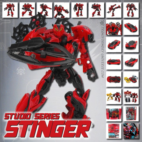 Studio Series Stinger