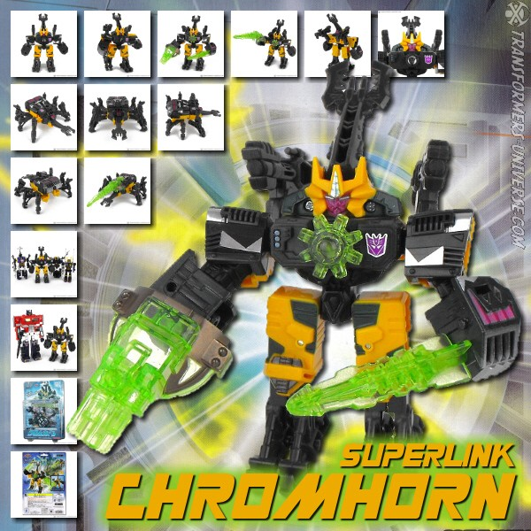 Superlink SC-16 Chromhorn
