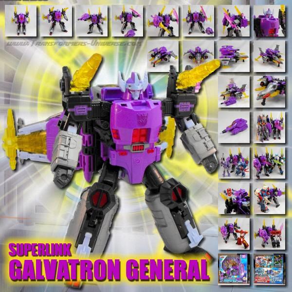 Superlink  Galvatron General (2005)