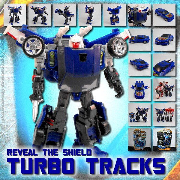 RTS Turbo Tracks