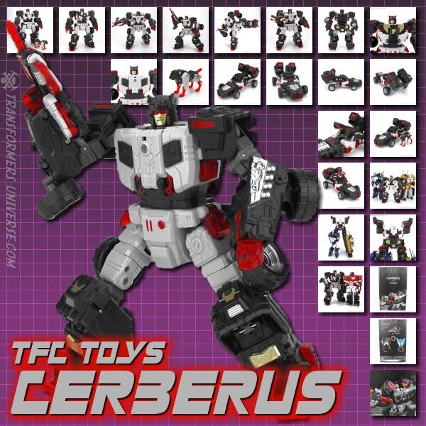 TFC Cerberus