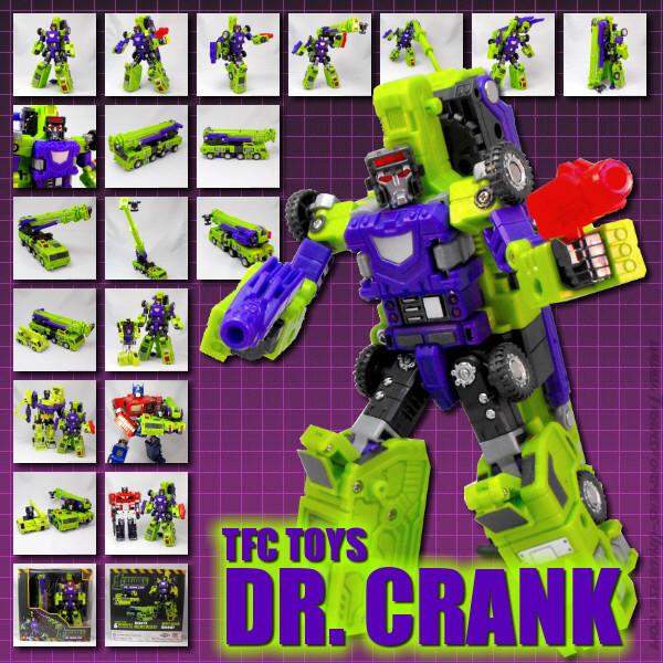 TFC Dr. Crank