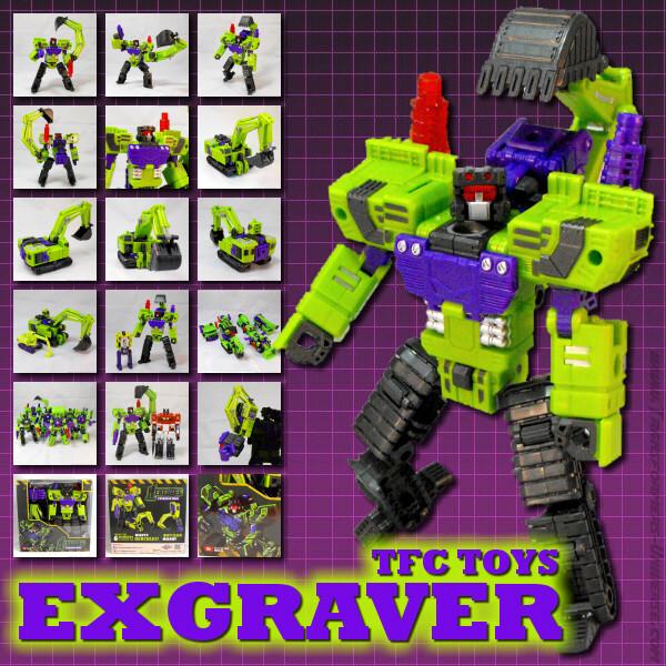 TFC Exgraver