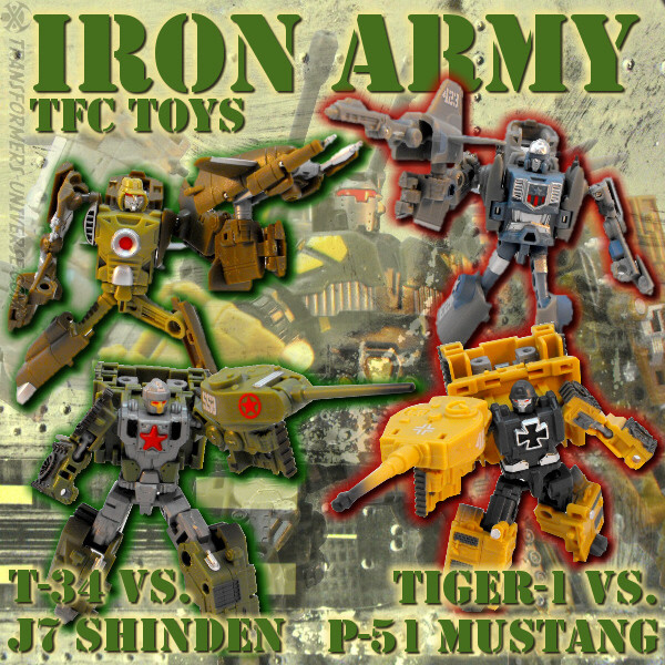 TFC Iron Army