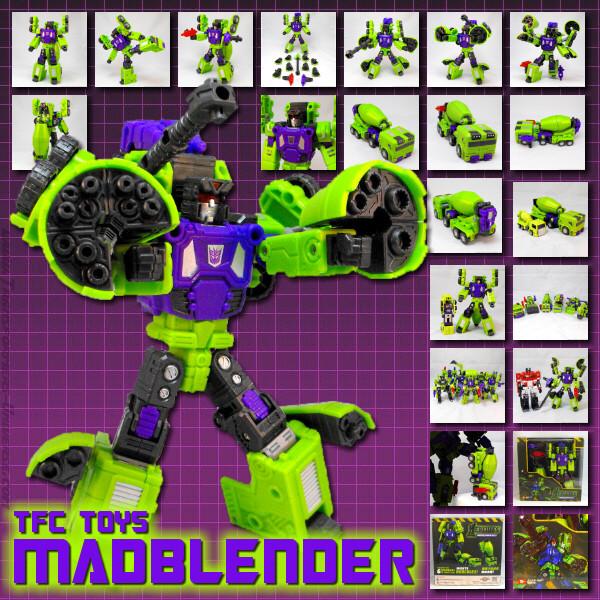 TFC Madblender