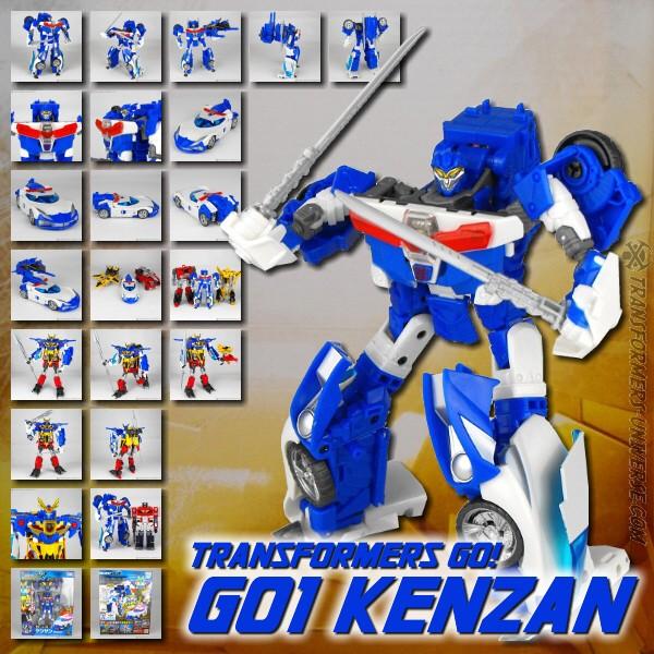 Go! G01 Kenzan