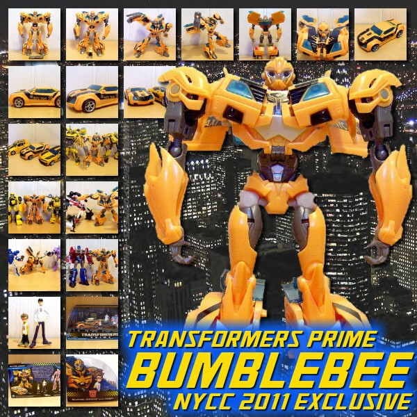 Prime Bumblebee NYCC Exclusive
