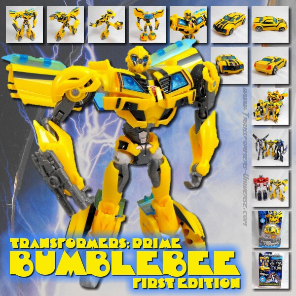 Prime First Edition Bumblebee (2011)