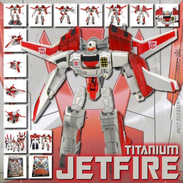 Titanium Jetfire