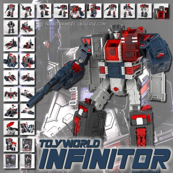 Toyworld Infinitor