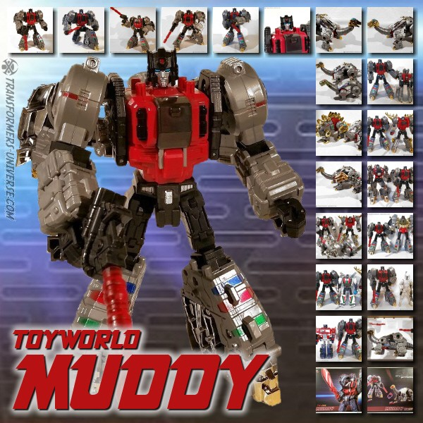 Toyworld Muddy