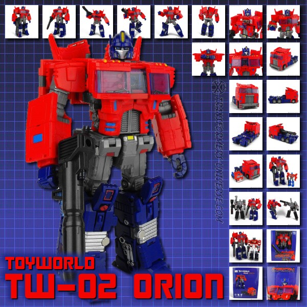 Toyworld Orion