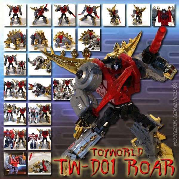 Toyworld Roar