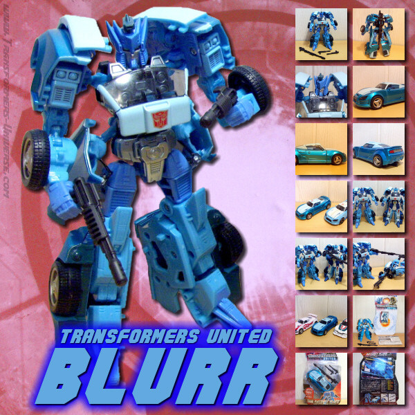 United UN-16 Blurr