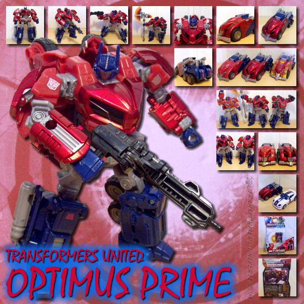 United UN-01 Optimus Prime