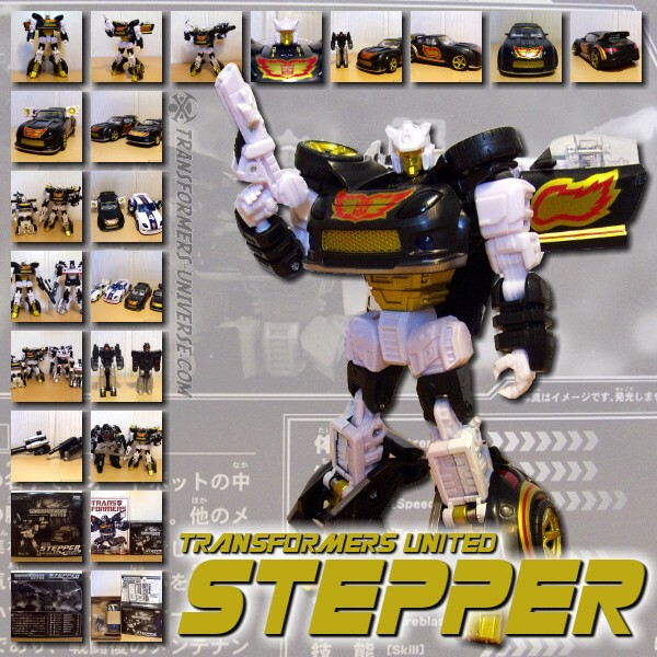 United  Stepper (2011)