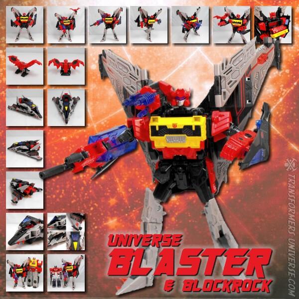 Universe Blaster
