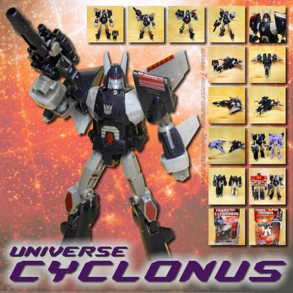 Universe Cyclonus