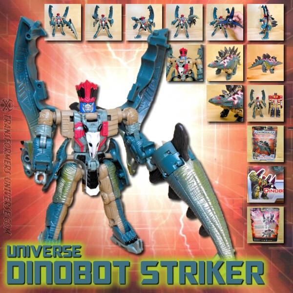 Universe Dinobot Striker