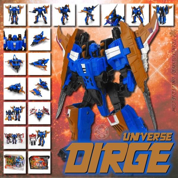 Universe Dirge