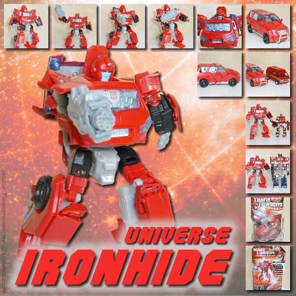 Universe Ironhide
