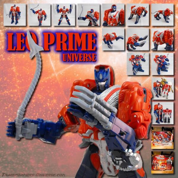 Universe Leo Prime
