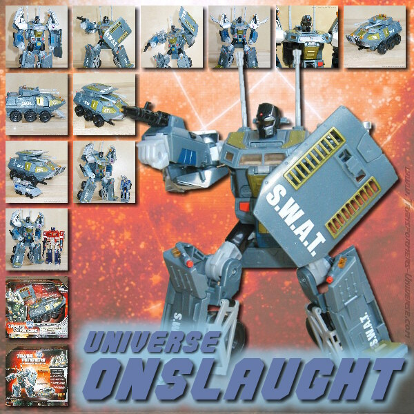 Universe 2.0  Onslaught (2008)