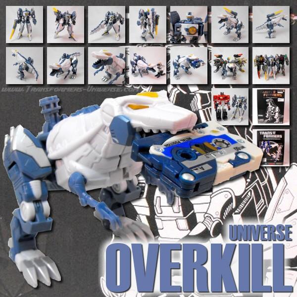 Universe Overkill