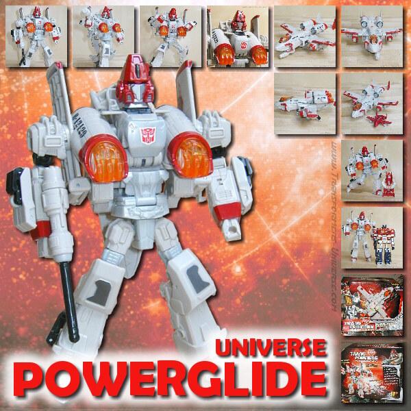 Universe Powerglide