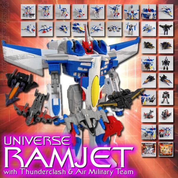 Universe Ramjet