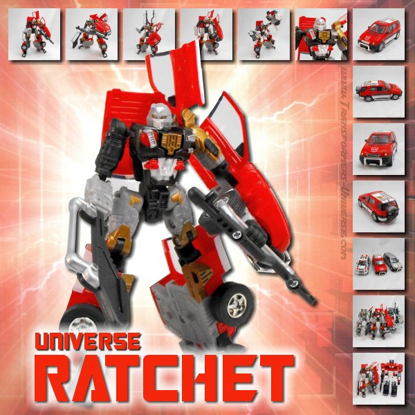 Universe Ratchet