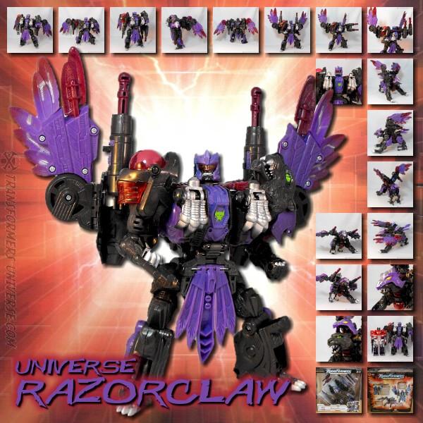 Universe Razorclaw