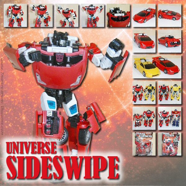 Universe Sideswipe