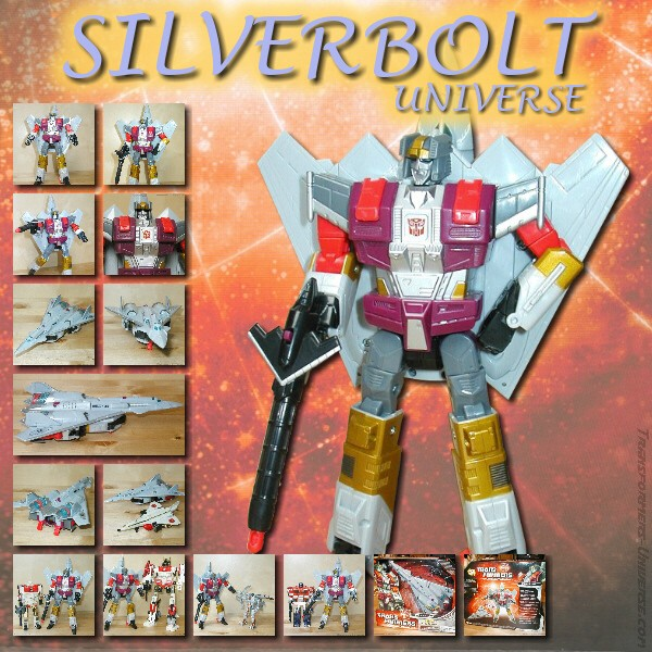 Universe Silverbolt 2008